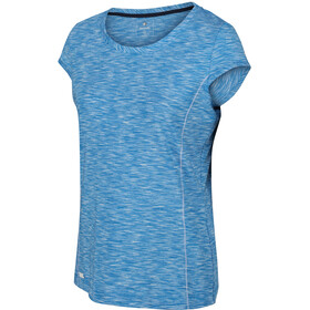 Regatta Hyperdimension Camiseta Mujer, blue aster